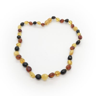 Amber Baby Necklace Soul Universe