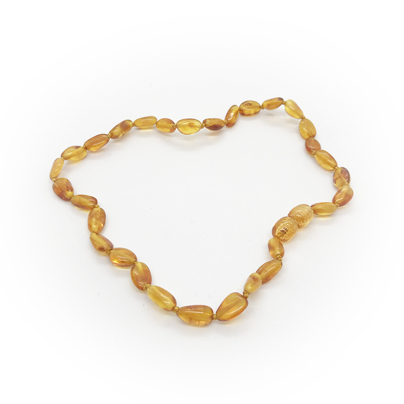 Amber Baby Necklace 003 Soul Universe