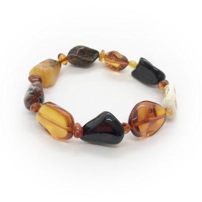 Amber Adult Bracelet Soul Universe
