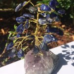 Sodalite Gemstone Tree Sml